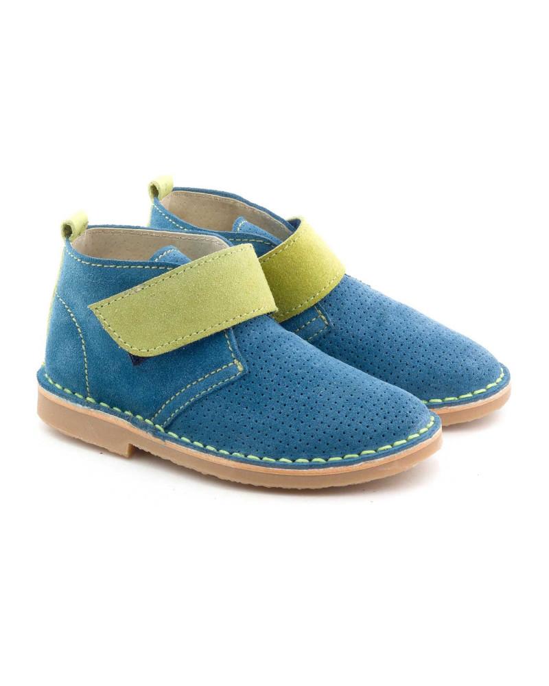 chaussures garcon scratch fun boni ewa
