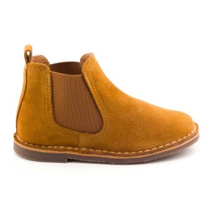 Boni Benoit - Boots en daim pour enfant