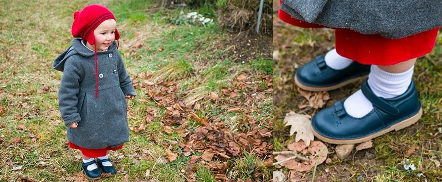 Boni&Sidonie : chaussure bebe fille