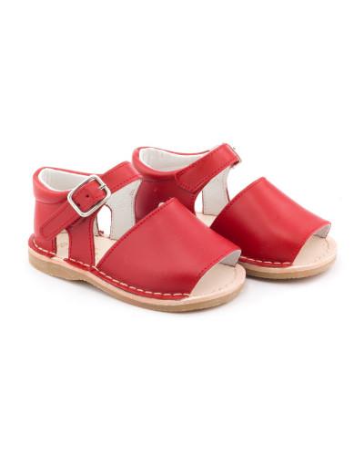 boni spartiate sandalen lauflernschuhe. Black Bedroom Furniture Sets. Home Design Ideas