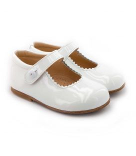 Boni Princesse - First step girls baby shoes