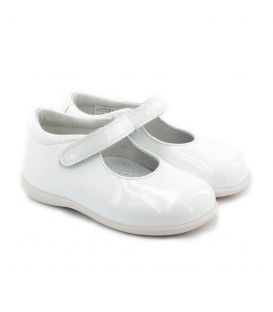 Boni Withe - First step baby shoes