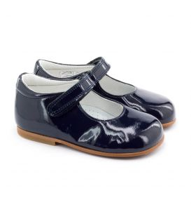 Boni Mercedes - First step girls baby shoes