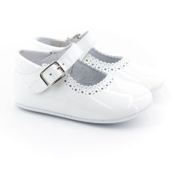 Boni Anne - baby soft leather pre-walkers