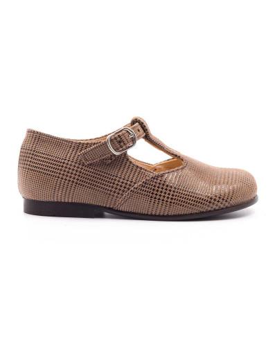 Boni Annabelle - chaussure salome pour fille
