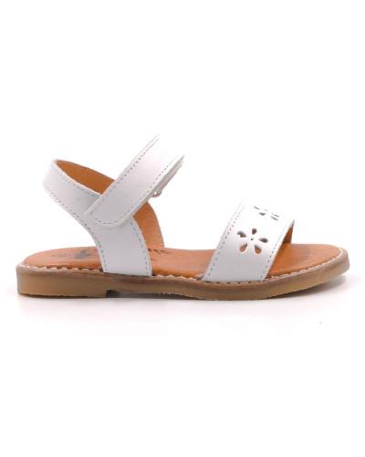 Boni Daisy - sandale fille blanche