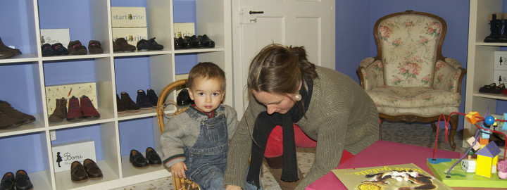 Quelle pointure pour votre enfant?