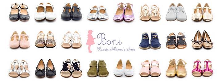 chaussure enfant BONI CLASSIC: Nouvelle collection printemps 2015