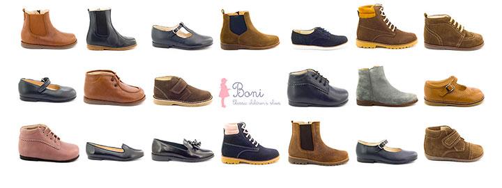 Chaussures enfant nouvelle collection boniclassic