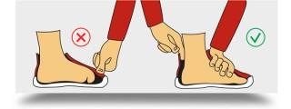 La pointure enfant et la croissance de leurs pieds
