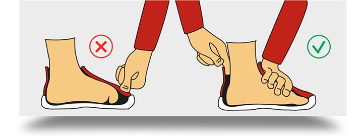 Comment mesurer le pied de votre enfant