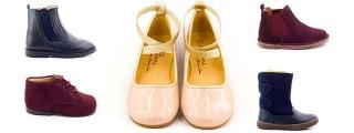 """Chaussures et bottes enfant: découvrez notre nouvelle collection de chaussures enfant """"rétro chic"""" pour l'automne et l'hiver 2016 / 2017."""