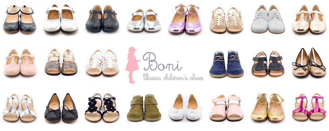 Boni & Sidonie chaussures pour enfants de qualité